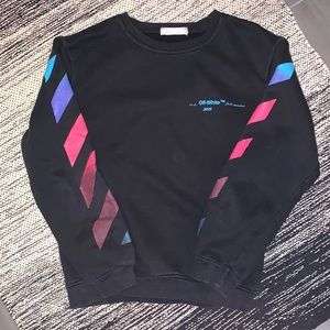 OFF WHITE Crewneck